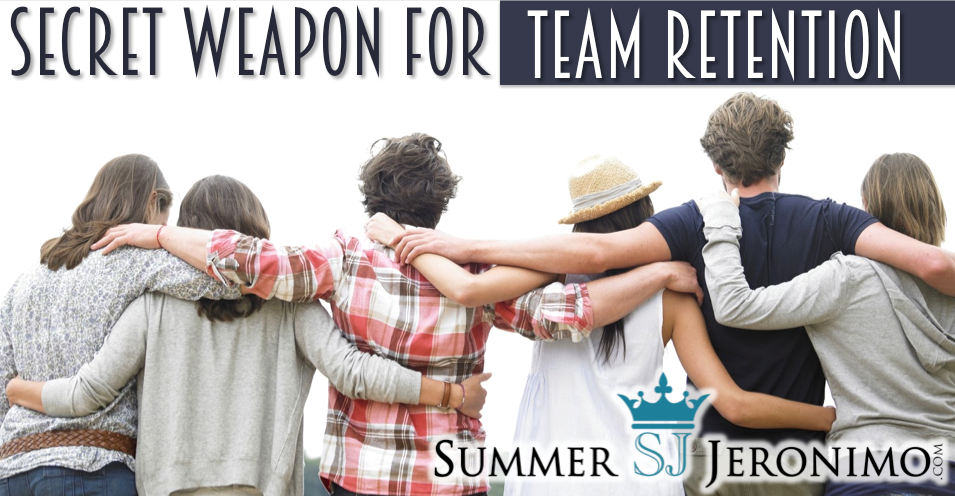 MLM Retention: The Secret Weapon for Increasing Team Retention!