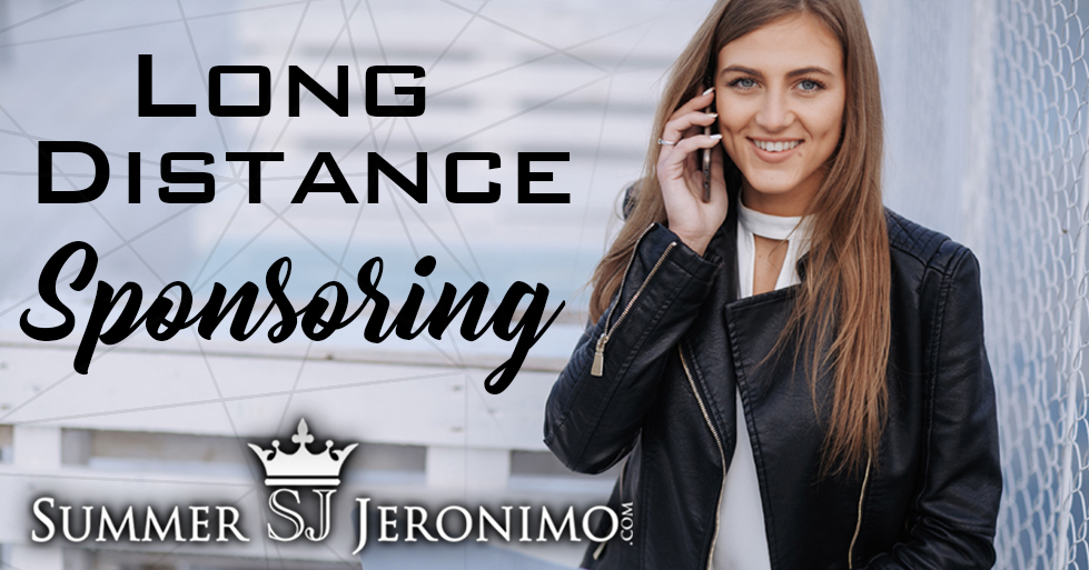 When Should You Do Long Distance Sponsoring?