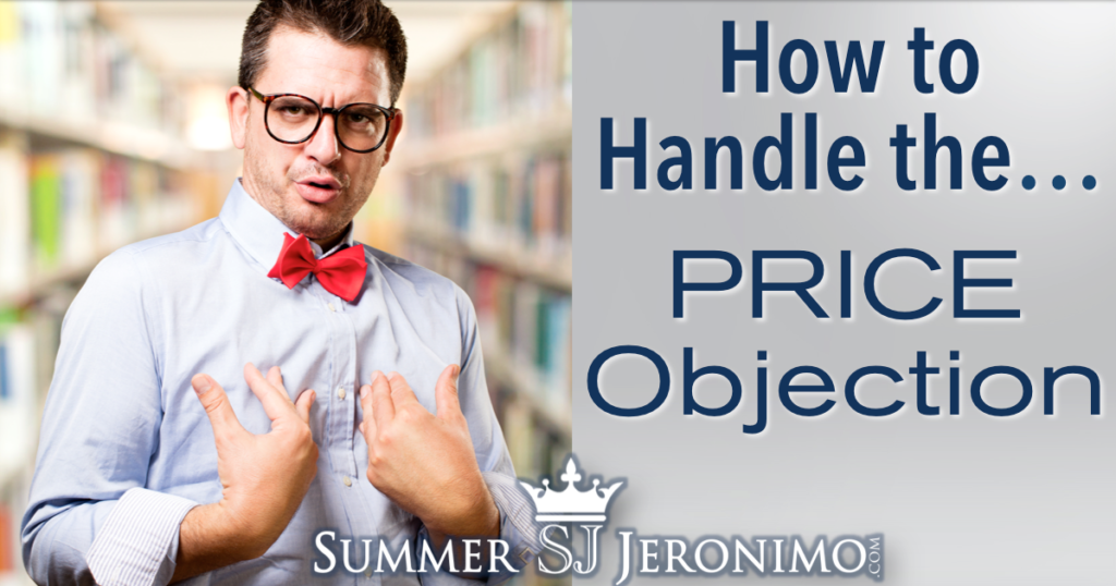 Overcoming the Price Objection in Network Marketing