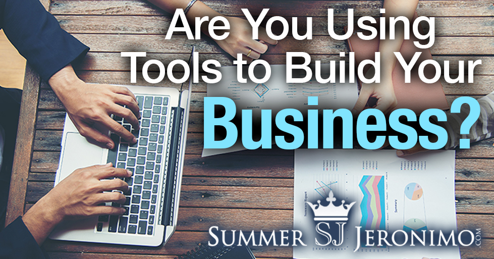 How to Tap in to the Power of Tools in Your Network Marketing Biz!