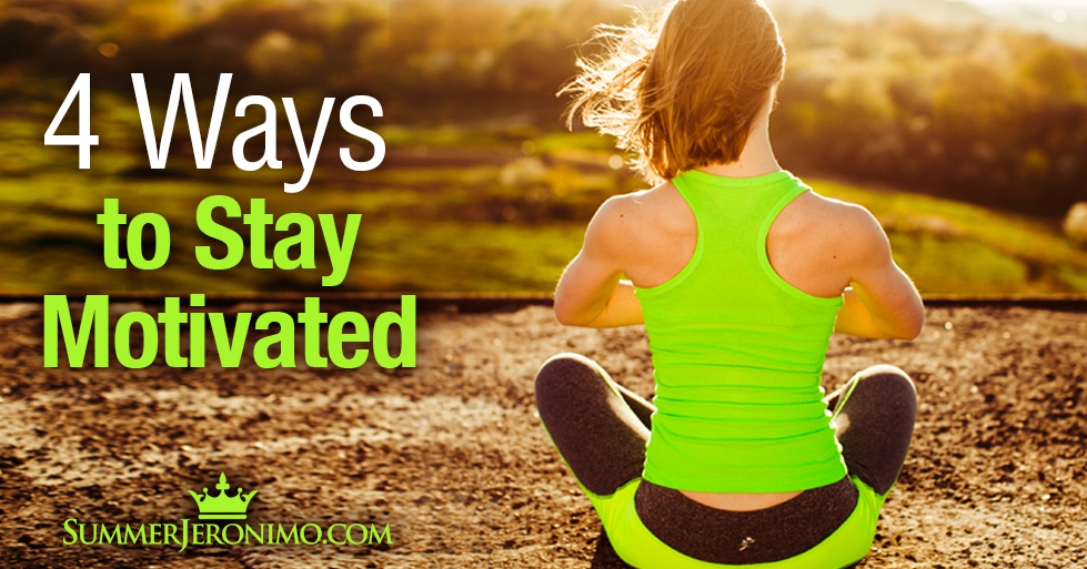 4 Ways to Stay Motivated in Network Marketing