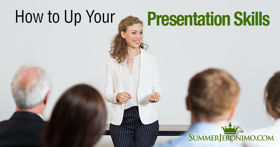 4 Tips for Better Presentations