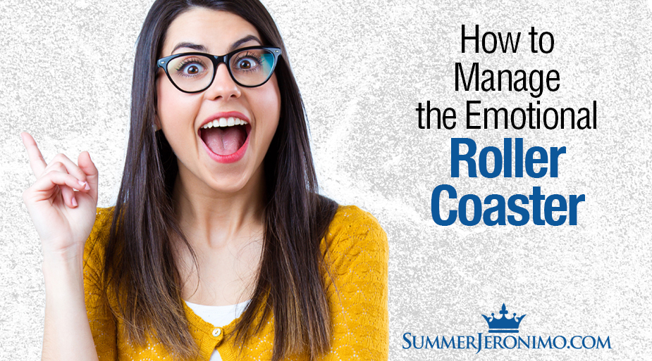 How to Manage the Emotional Roller Coaster in Network Marketing?