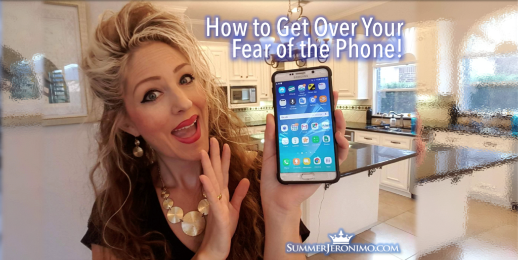 How to Get Over Fear of the Phone in Network Marketing