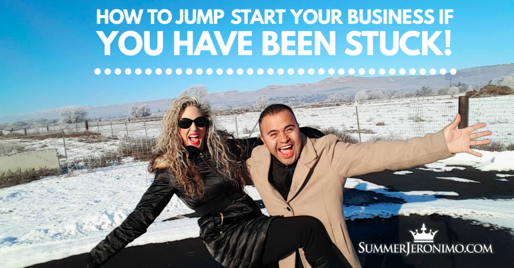 Network Marketing Tips: How to Jump Start Your Business if You have been Stuck at a Rank?