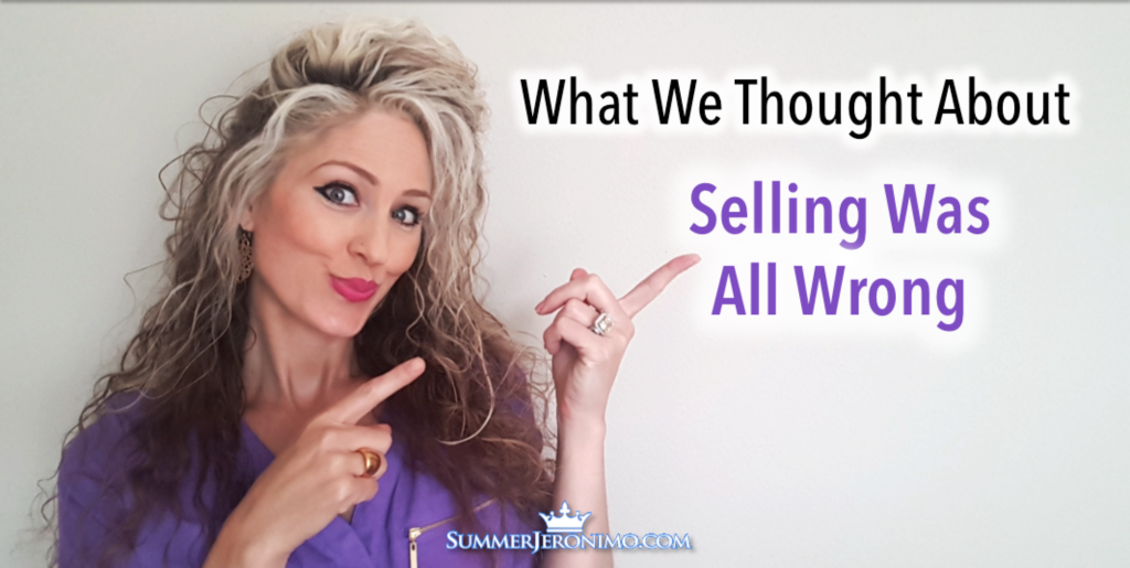 MLM Sales Training: What We Thought About Selling Was ALL WRONG!