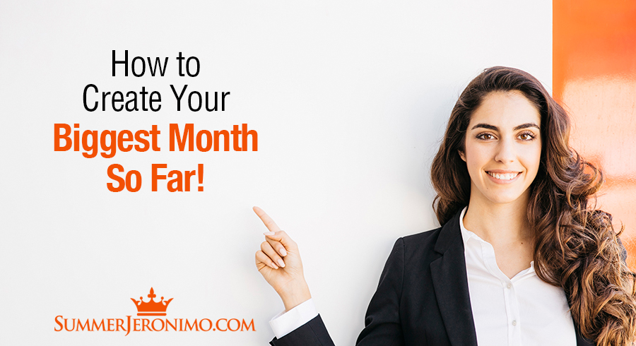 Network Marketing Momentum: How to Create Your BIGGEST Month So Far!